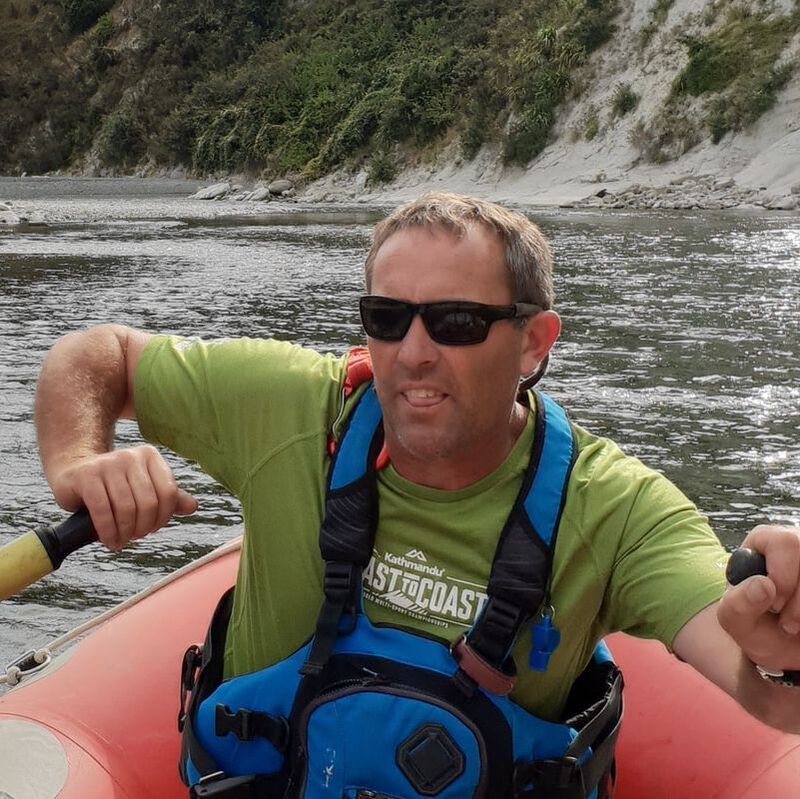 AdventureMark safety auditor Brian Franks. Best adventure safety audit New Zealand